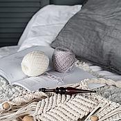 Материалы для творчества handmade. Livemaster - original item 4.5mm Cedar Wood Knitting Hook. K281. Handmade.