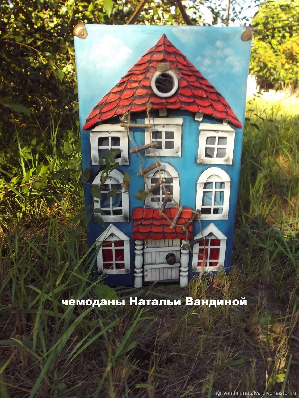 Suitcase - Moomin Troll House, Doll houses, Balakovo,  Фото №1