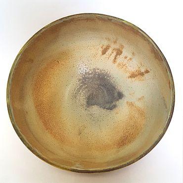 """Посуда ручной работы. Ярмарка Мастеров - ручная работа Керамическая чаша """"Осенняя"""". Handmade."""