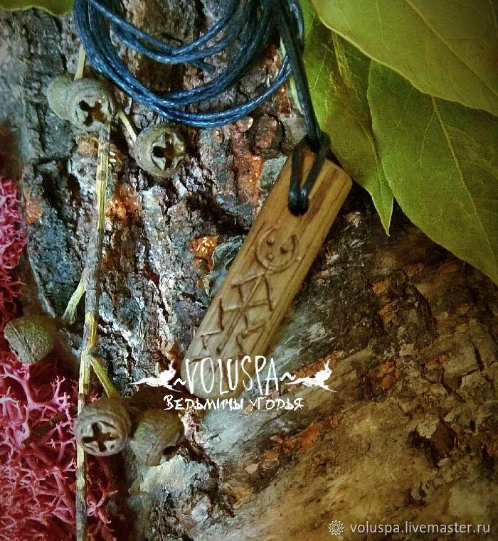 Amulet 'Ancestral', assistant spirit, ancestral amulet, Helper spirit, Sochi,  Фото №1