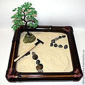 Фен-шуй и эзотерика ручной работы. Ярмарка Мастеров - ручная работа Японский садик Бонсай. Handmade.
