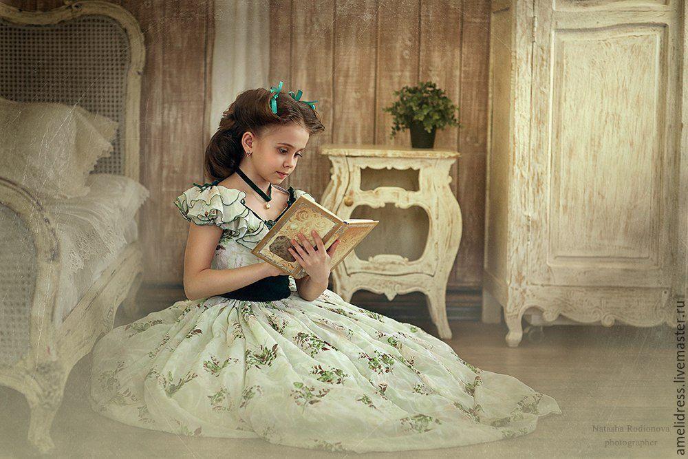 Платье Скарлетт, Одежда для девочек, Санкт-Петербург, Фото №1