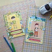 Скрап открытка для мальчика 1 год 80