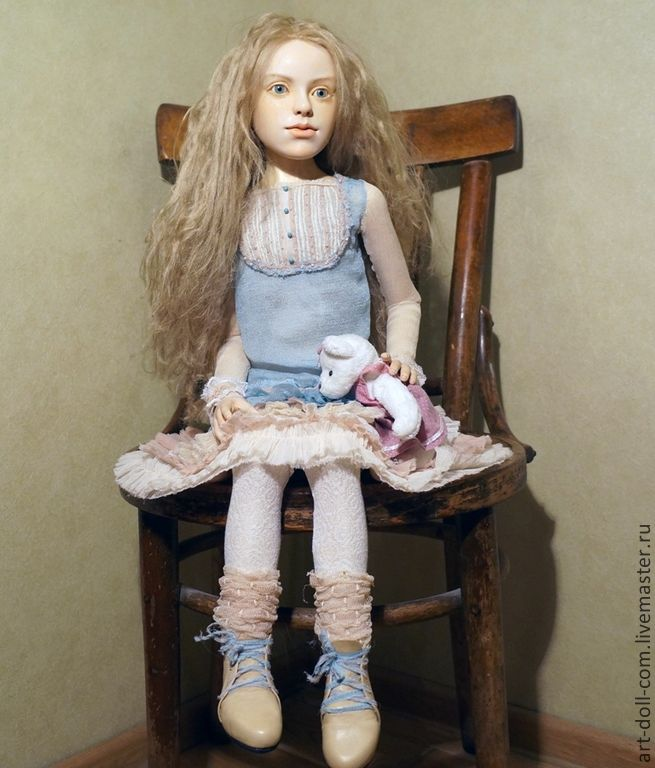 Шарнирная кукла Анна 71 см. BJD, Куклы, Москва, Фото №1
