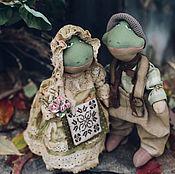 Куклы и игрушки ручной работы. Ярмарка Мастеров - ручная работа Квакины.. Handmade.