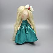 Куклы и пупсы ручной работы. Ярмарка Мастеров - ручная работа Авторская кукла ручной работы Анджелина Кукла интерьерная текстильная. Handmade.