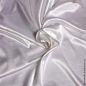 Ткани ручной работы. Ярмарка Мастеров - ручная работа Ткань для штор портьерная ШанзЭлизе (Шато) Белый цвет. Handmade.