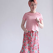 Одежда handmade. Livemaster - original item Skirt for summer. Handmade.