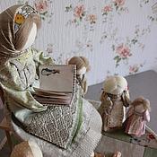 """Куклы и игрушки ручной работы. Ярмарка Мастеров - ручная работа """"Нянюшка"""" кукла образ.. Handmade."""