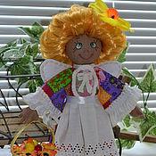 Куклы и игрушки ручной работы. Ярмарка Мастеров - ручная работа Примитив  - Хозяюшка. Handmade.