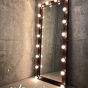 Для дома и интерьера handmade. Livemaster - original item Makeup mirror MAGESTIC. Handmade.