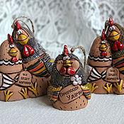 Подарки к праздникам ручной работы. Ярмарка Мастеров - ручная работа Колокольчики с пожеланиями. Handmade.
