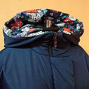 Одежда handmade. Livemaster - original item Demi-season coat Bears (color assorted). Handmade.