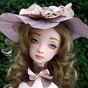 """Куклы и игрушки ручной работы. Ярмарка Мастеров - ручная работа кукла """"Амалия"""". Handmade."""