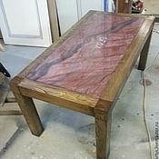 Для дома и интерьера ручной работы. Ярмарка Мастеров - ручная работа стол журнальный. Handmade.