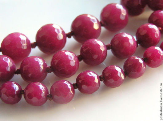 Для украшений ручной работы. Ярмарка Мастеров - ручная работа. Купить Агат рубиновый бусины огранка 3 размера:. Handmade.