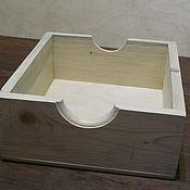 Ящики ручной работы. Ярмарка Мастеров - ручная работа Ящик деревянный для интерьера. Handmade.
