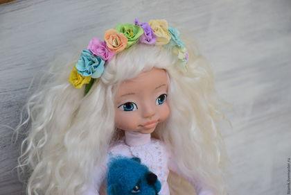 кукла, кукла в подарок, авторская игрушка, ручная авторская работа, подарок своими руками