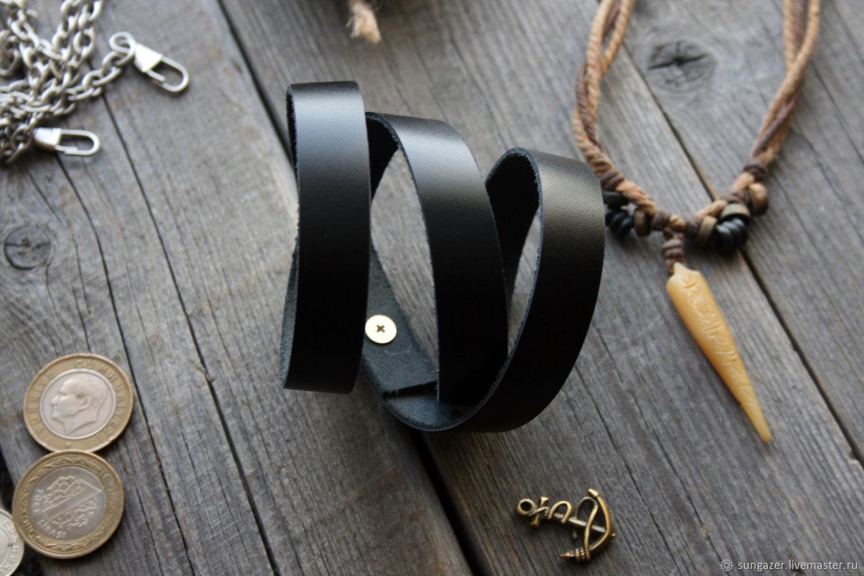 Bracelet winding, Cord bracelet, Murmansk,  Фото №1