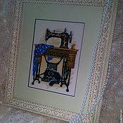 Картины и панно ручной работы. Ярмарка Мастеров - ручная работа Интерьерная картина. Handmade.