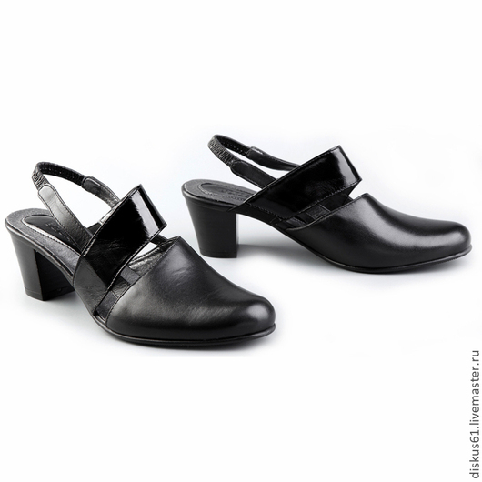 Кожаная обувь ручная работа