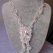 Украшения handmade. Livemaster - original item pearl. Handmade.
