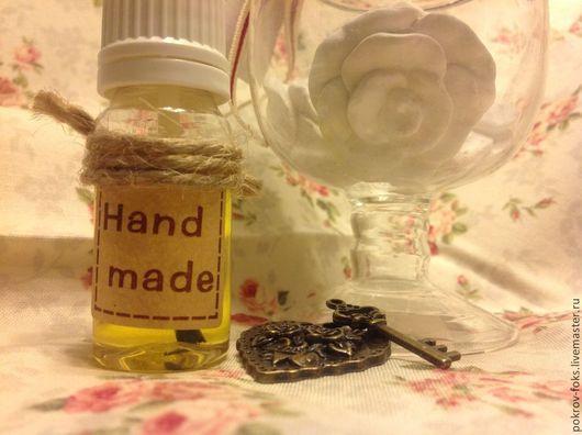 Масла и смеси ручной работы. Ярмарка Мастеров - ручная работа. Купить Масло для ногтей и кутикулы Роза Прованса. Handmade.