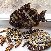 """Для дома и интерьера ручной работы. Ярмарка Мастеров - ручная работа Коллекция """"Мечта рыбака"""". Handmade."""