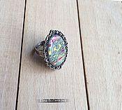 Украшения ручной работы. Ярмарка Мастеров - ручная работа Кольцо Pastel Mix. Handmade.