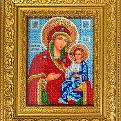 Icons handmade. Livemaster - original item Iveron icon of the Mother of God. Handmade.