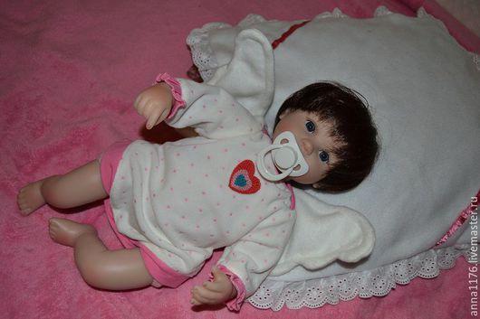 Кукла реборн малыш маленький ангел