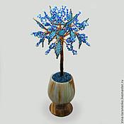 Цветы и флористика handmade. Livemaster - original item The product is made of Topaz