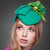 """Аксессуары ручной работы. Ярмарка Мастеров - ручная работа """"Надежда"""" шляпка. Handmade."""