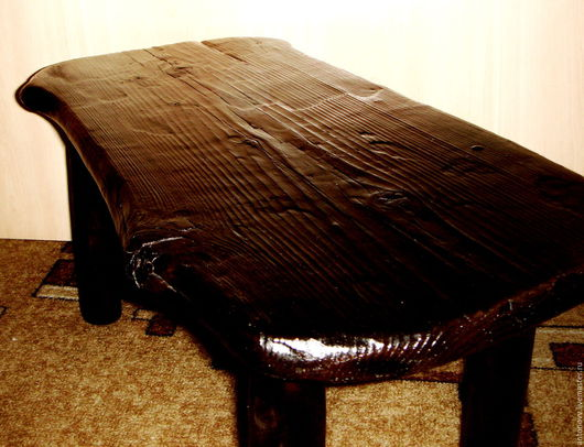 Мебель ручной работы. Ярмарка Мастеров - ручная работа. Купить столик для завтрака. Handmade. Столик для завтрака, сосна