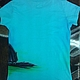 """Футболки, майки ручной работы. Детская футболка с рисунком """"Беззубик"""". Майя Шорохова (Air-brush). Интернет-магазин Ярмарка Мастеров."""