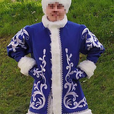 Clothing handmade. Livemaster - original item Suits: men`s fur coat. Handmade.