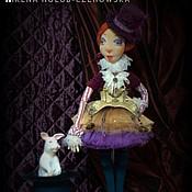 Куклы и игрушки ручной работы. Ярмарка Мастеров - ручная работа Армель / Armel. Принцесса Старого Цирка. Handmade.