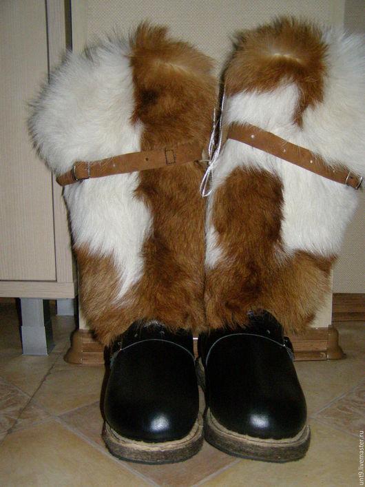 Обувь ручной работы. Ярмарка Мастеров - ручная работа. Купить Унты мужские, унты женские, унты детские. Handmade. Унты