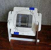 Материалы для творчества handmade. Livemaster - original item Stand for liquid soap. Handmade.
