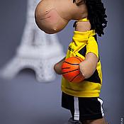 Куклы и игрушки ручной работы. Ярмарка Мастеров - ручная работа Лошадь-баскетболист.. Handmade.