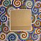 Зеркала ручной работы. Ярмарка Мастеров - ручная работа. Купить зеркало с мозаичной рамкой. Handmade. Зеркало, мозаика, орнаментальный декор