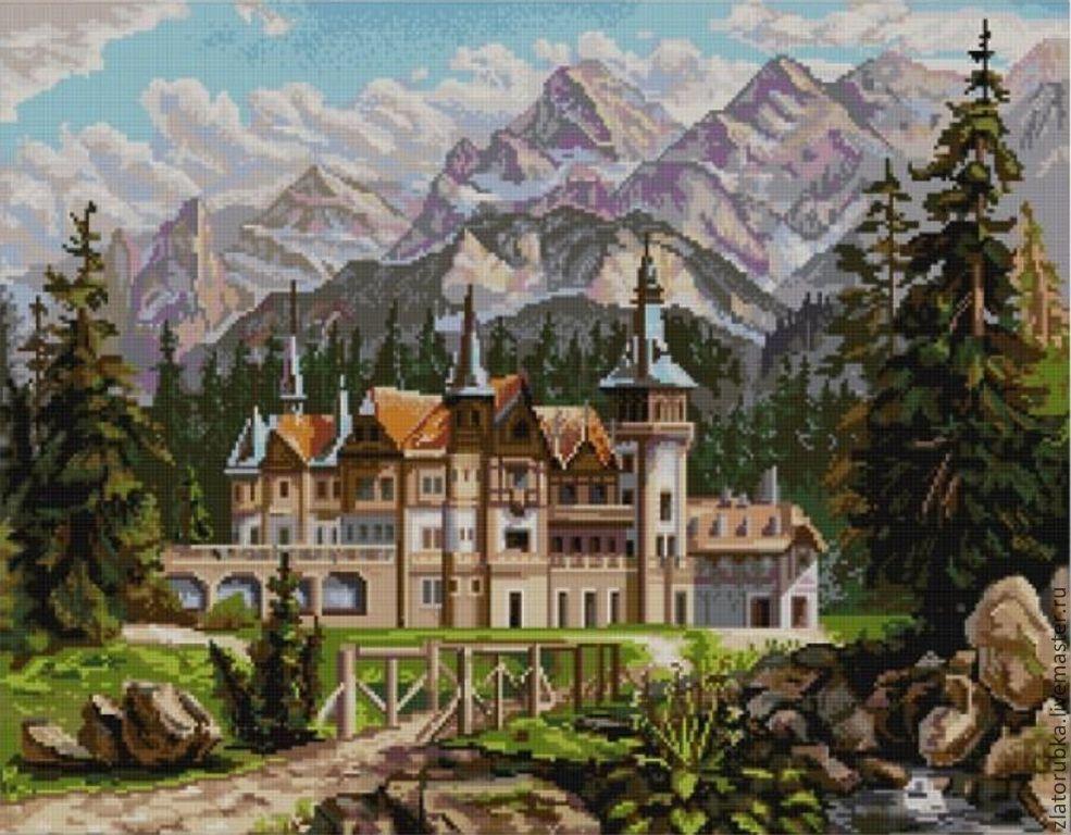 Заказать Старинный замок.