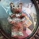 Винтажные куклы и игрушки. Коллекционный Медвежонок. Голландия.. Мишутка. Тедди. Maria Frou-Frou. Интернет-магазин Ярмарка Мастеров. Тедди
