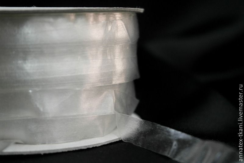 Эластичная лента шириной - 10 мм;