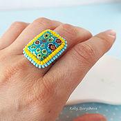 handmade. Livemaster - original item Ring