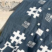 Для дома и интерьера ручной работы. Ярмарка Мастеров - ручная работа Лоскутное покрывало. Япония-1. Handmade.