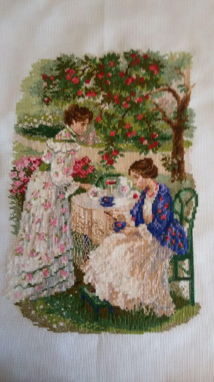 Вышивка рукоделие мастера