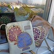 Сумки и аксессуары handmade. Livemaster - original item Handbag-case for tablet