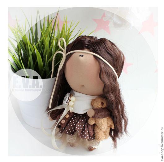 Текстильная кукла видео мастер класс