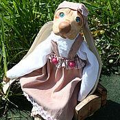 Куклы и игрушки ручной работы. Ярмарка Мастеров - ручная работа Милая девочка Зая. Handmade.